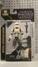 Star Wars The Black Series Archive Imperial Hovertank Driver 6? NISB