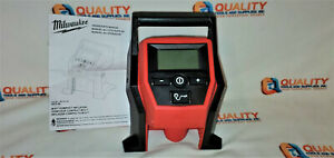 New Milwaukee 2475-20 M12 12V 12 Volt Li-ion Compact Inflator - Bare Tool