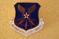 US USA USAF Air Force Global Strike Command Military Hat Lapel Pin