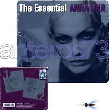 "ANNA OXA ""ESSENTIAL"" RARO 2 CD TIN BOX NEW 2008 - SIGILLATO"