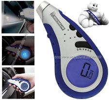 MICHELIN 12279 numérique programmable pneu manomètre avec LED & étui stockage