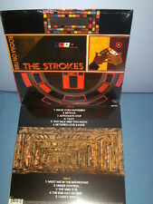 THE STROKES ROOM ON FIRE VINYL LP SEALED BRAND NEW