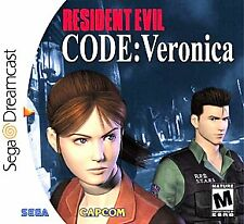 Resident Evil: CODE: Veronica (LN) Pre-Owned Dreamcast