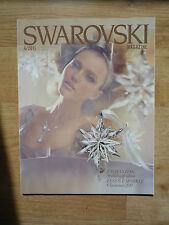 RIVISTA DA COLLEZIONE SWAROVSKI SCS 4/2011 numero 4 2011