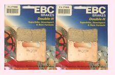 Juego completo (2 Discos) EBC FA379HH Pastillas De Freno Delantero Suzuki Gsxr GSXR1000 2004-11
