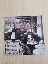 Where Time Stands Still The Ultimate Romance Collection Cd Romantic Love Music