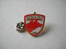 a1 DINAMO BUCARESTI FC club spilla football calcio fotbal pins broches romania