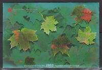 2003 CANADA PROOF-LIKE 7 COIN SET - REGULAR SET