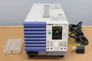 KIKUSUI PAS60-12 60V12A Output confirmed DC stabilized power supply