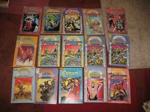 Lot of (15) Michael Moorcock's comics ~Elric ~Hawkmoon & Chronicles of Corum