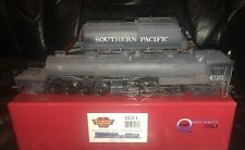 Ho Scale DccSound Cab Forward Ac-5 Southern Pacific SP Weathered BLI Paragon QSI