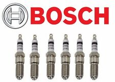 Set of 6 Bosch Platinum+4 4482 Spark Plugs Chevrolet Chrylser Dodge 73914015107