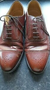 Mens grenson shoes size 10