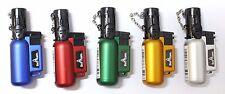 Lot De 5 Mini Chalumeau Gaz rechargeable BELFLAM 8x3 cm Bricolage, Barbecue