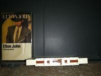 Breaking Hearts by Elton John (Cassette, May-1992, MCA)