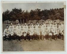 RARE - Orig Photo - Kimball Union Academy Baseball Team ca 1940s Meriden NH