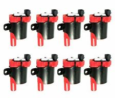 REV Ignition HIGH Performance Coil Set of 8 GM 10457730 Round Style 1999-2007 V8