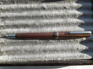 Esterbrook Icicle Brown Mechanical Pencil Excellent plus