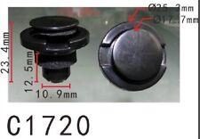 20pcs Fit Subaru 909140055 Nylon Rocker Moulding Retainer Clip Impreza
