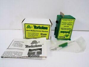 CIRCUITRON 800-6000 TORTOISE SLOW MOTION SWITCH MACHINE NOS MIB  (K620)