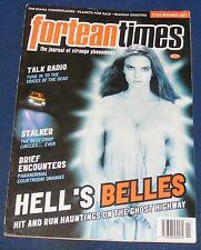 FORTEAN TIMES FT104 NOVEMBER 1997 -  HELLS BELLES/BRIEF ENCOUNTERS