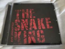 "RICK SPRINGFIELD  ""THE SNAKE KING""    CD 2018"