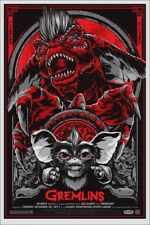 Gremlins by Ken Taylor - Variant - Rare Sold out Mondo