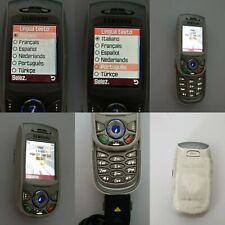 CELLULARE SAMSUNG SGH E800 GSM SIM FREE DEBLOQUE UNLOCKED NO D500 D600