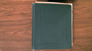 US COLLECTION IN SCOTT NATIONAL ALBUM, MINT/USED, INCL BOB