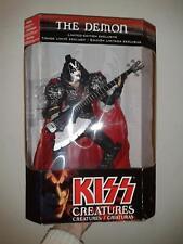 "Kiss The Demon Gene Simmons Creatures 12 "" Action Figure Mcfarlane 2002 Rare"