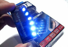 HotAuto Solar Charger Car Burglar Alarm Warning LED light Car Sensor Security