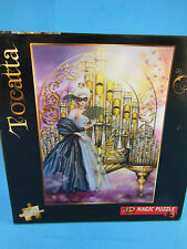 "Tocatta 3 D Magic Jigsaw Puzzle 500 Piece 48x36 Cm 19""x 14"" All pieces counted"
