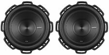 "2 Rockford Fosgate Punch P2D2-10 10"" Inch 1200 Watt Dual 2 Ohm Car Subwoofers"