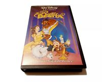 Film VHS La Bella e la Bestia (1993) videocassette DISNEY VS4415 italiano VS4415