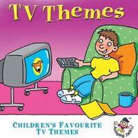 TV THEMES - CHILDREN'S FAVOURITE TV SONGS CD Classic Kids TV Themes UK BBC ITV
