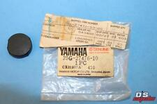 NOS YAMAHA 1983 XC180K FOOTREST CAP 2 PART# 25G-27476-10