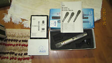 Microphone AKG C1000S in Original Box, In Excellent Condition