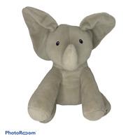 🍊 GUND Flappy Elephant Peekaboo Sing Play Animated Soft Toy Plush Baby Gift H10