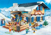 Playmobil #9280 Ski Lodge - New Factory Sealed