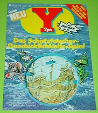 YPS - NR. 53 - KOMPLETT MIT BASTELBOGEN - OHNE GIMMICK / GbÜ / GRUNER & JAHR