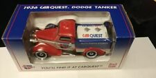"Liberty Classics Spec Cast 1936 Dodge ""Car Quest"" Tanker truck 1:24th Boxed!"
