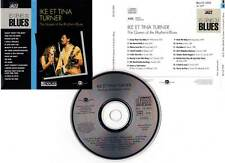 """IKE & TINA TURNER """"The Queen Of The Rhythm'n Blues"""" (CD) Les Génies du Blues"""
