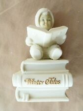 San Francisco Music Box Snowbabie Once Upon a Time Figurine