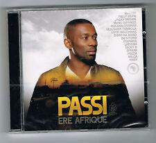 PASSI - ERE AFRIQUE - CD 14 TITRES - 2013 - NEUF NEW NEU