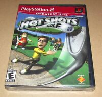 Hot Shots Golf 3 (Sony PlayStation 2) Brand New / Fast Shipping