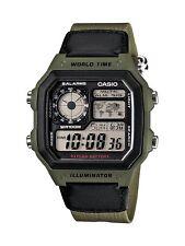 Reloj Casio Vintage militar Ae-1200whb-3b