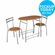 Oval Kitchen Table & Chair Sets with 2 Seats