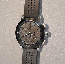 Movado Museum Chronograph Black PVD Steel Men Watch, Ref.0606545.