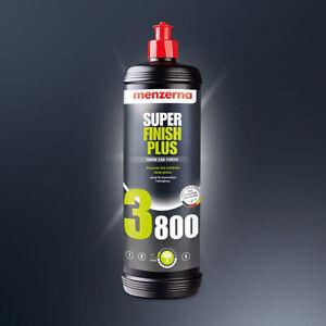 Menzerna Super Finish Plus 3800 Large 1 Litre