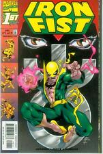 Iron Fist: in the fold # 1 (of 3) (Jackson Guice) (états-unis, 1998)
